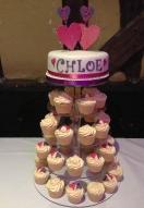 Chloe cupcakes