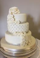 Diamante Cake