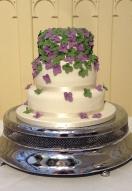 Lavender & Sage cascade